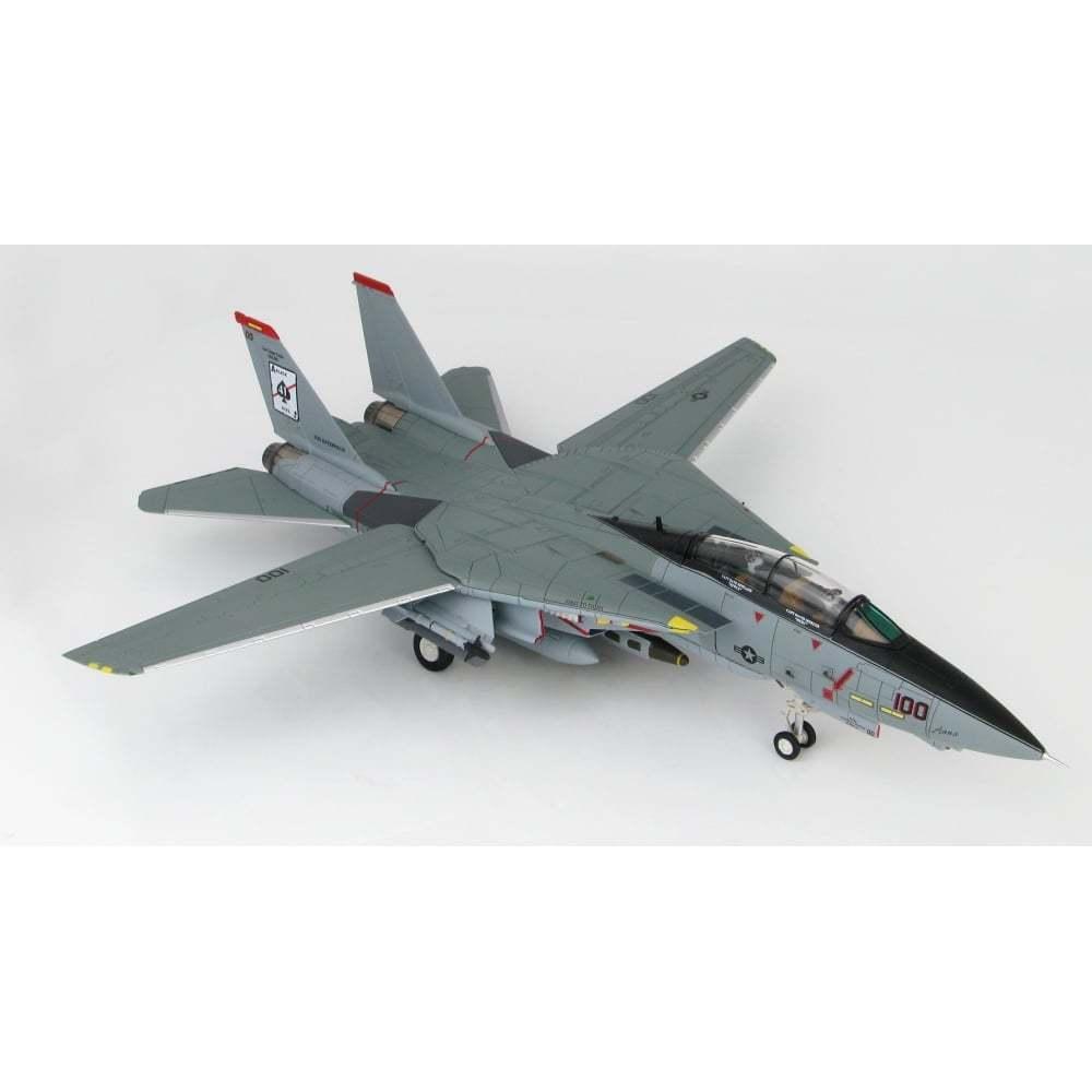 Hobby Master HA5217 1/72 F-14A Tomcat Anna VF-41 Negro Aces USS Enterprise 2018
