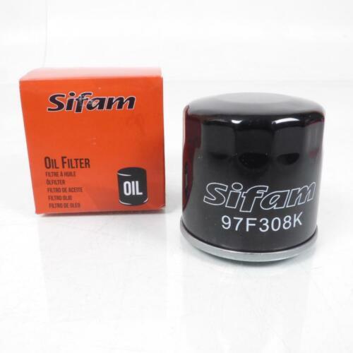 Filtre à huile Sifam pour Quad Yamaha 450 YFM FX Wolverine 2006-2010 Neuf