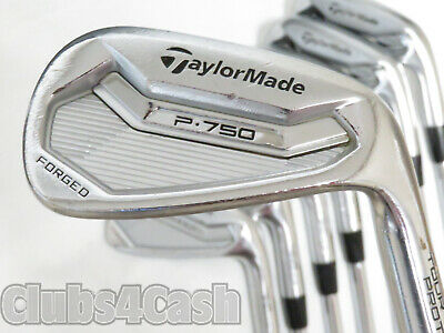 TaylorMade P770 P750 Forged Irons N.S. PRO TOUR 120 Stiff Flex 3-P  | eBay