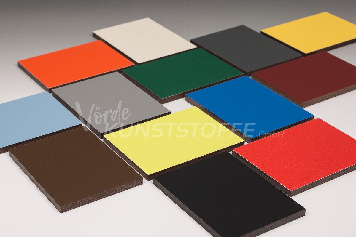 KronoART® HPL-Platten, Balkonplatten, Fassadenplatten 6mm      m²