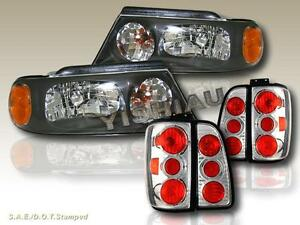 Image Is Loading 1998 1999 2000 2001 2002 Lincoln Navigator Headlights