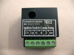 12v dc tec2 multi purpose split charge relay dual battery image is loading 12v dc tec2 multi purpose split charge relay asfbconference2016