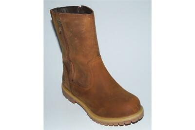 NEU TIMBERLAND EK Nellie Pull On 8247A ZIP Damen Schuhe Stiefel Leder Boots   eBay