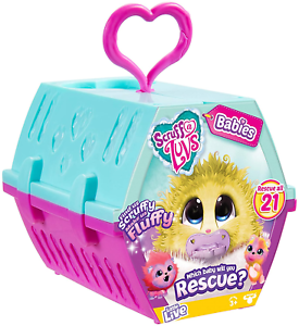 Scruff-a-Luvs Scruff-A-Luvs Rescue Pet Soft Toy Babies Collectables with Pet