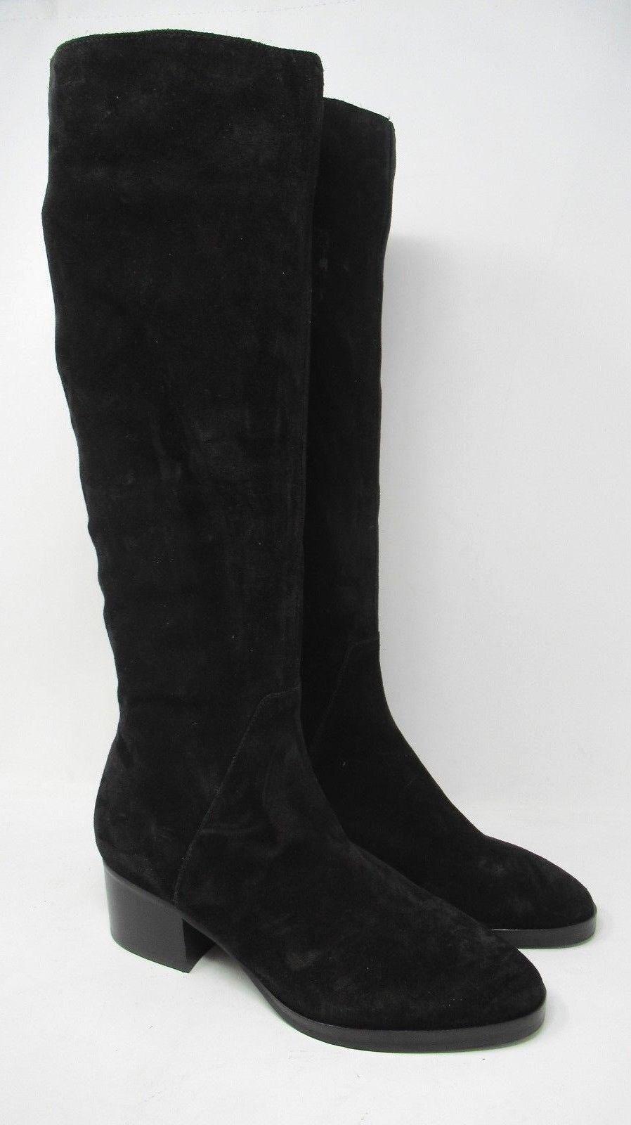 Via Spiga Damen Odella Kniehoher Stiefel Stiefel Stiefel Schwarz - 5.5 Neu  niedriger Preis von 40%
