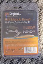 Mini Solarauto Bausatz von getDigital - NEU und OVP - Kinder Wissenschaft Spaß