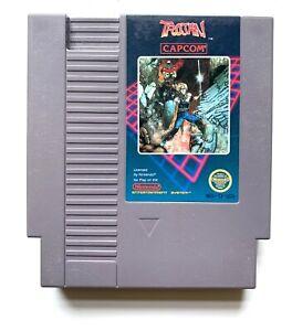 Trojan ORIGINAL Nintendo NES Game Tested + Working & Authentic!