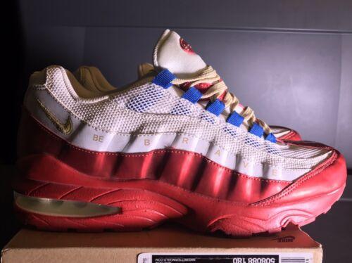 6 Le Max Brave Tamaño Rare 95 Db 180 Air 508088 5y Be Nike 2011 Doernbecher xOqZ0R5wtn