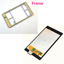 LCD  Screen Touch Digitizer For Asus Google Nexus 7 2nd Gen 2013 + Frame WIFI