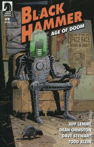 Black Hammer Age of Doom #9A Ormston Variant VF 2019 Stock Image