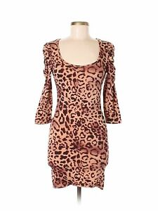 NWT-Forever-21-Leopard-Dress-Small