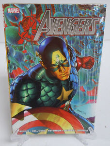 The-Avengers-Volume-5-by-Brian-Michael-Bendis-Marvel-HC-Hard-Cover-New-Sealed