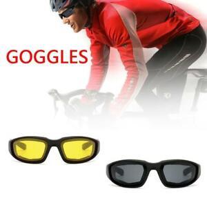 Anti-Glare Motorcycle Glasses Polarized Night Driving Lens Sunglasses Glasses