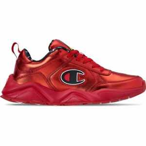 Men-039-s-Champion-93Eighteen-Casual-Shoes-Red-CMS10012-004