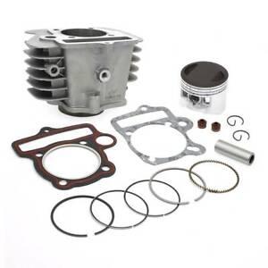 Cylinder-56mm-Piston-Gasket-For-YX-140cc-Oil-Cooled-1P56FMJ-Engine-Pit-Dirt-Bike