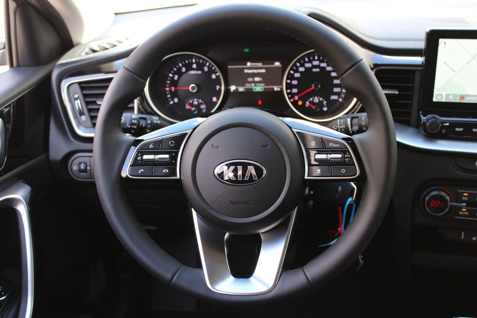 Kia Ceed 1,0 T-GDi mHEV Comfort Upgrade SW DCT - billede 8