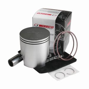Piston Kit - Standard Bore 66.00mm For 2001 Polaris 440 Pro X~Wiseco 2443M06600