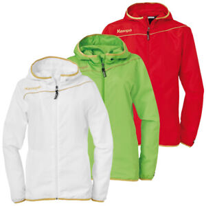 Details zu Kempa Gold Damen Handball Sport Jacke Fitness Trainings Präsentationsjacke neu