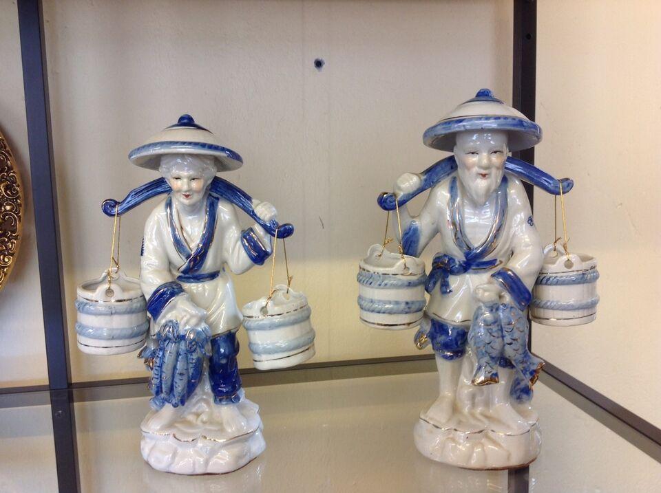 Porcelæn, Figur