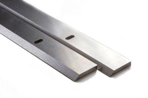 RYOBI Rabot Lames 319 mm 2 pieces PTB02PK Single Edge Haute Vitesse Acier pour bois