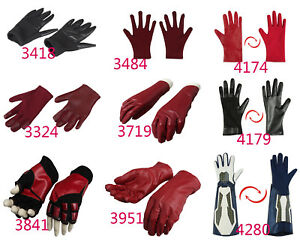 Popular The Barry Allen Cosplay Costume Cos Gloves Halloween Accessories