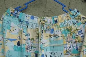 Woman-s-Travel-Light-Long-Skirt-Rayon-2-Pockets-Long-Bottom-Slit-Front-Tie