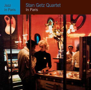 Stan-Getz-Quartet-In-Paris-Jazz-in-Paris-Disque-Vinyle-33T-LP-Neuf