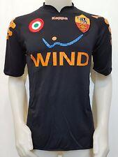 MAGLIA CALCIO SHIRT A.S. ROMA WIND TG.M FOOTBALL COPPA ITALIA SOCCER RARE IT89