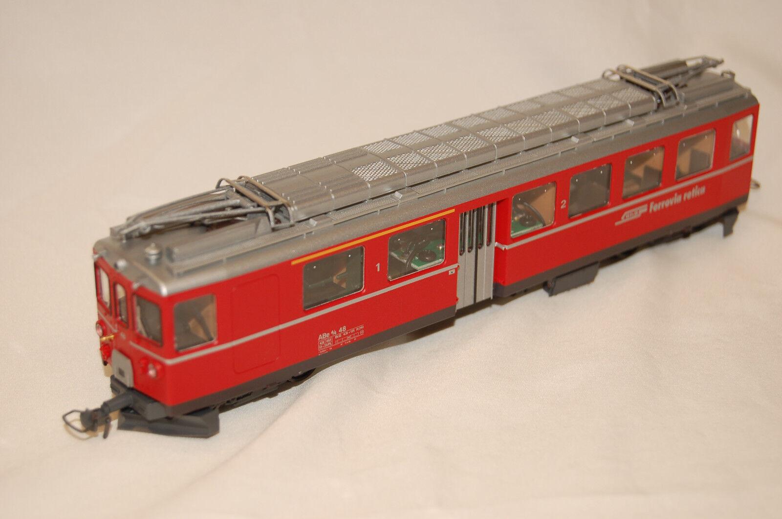 Bemo 1266128 Berninadriebwagen ABE 4  4 48 RhB H0m NEU & OVP