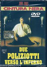 Due poliziotti verso l'Inferno (1995) DVD NUOVO Sonny Chiba Roddy Piper T Lister