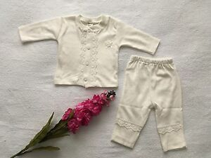 ♥ Neu ♥ Babykleidung | 2-teilig | Unisex, Strampelhose, Oberteil, |Gr.56|