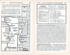 68-Col-Schlucht-Soultzeren-Stosswihr-1905-pt-carte-orig-guide-8-p-Wihr-Val