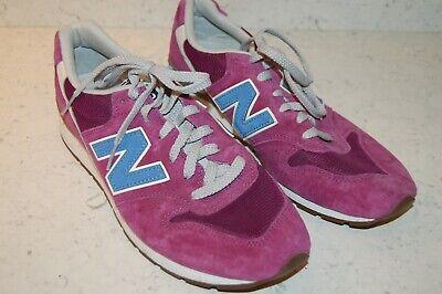 finest selection 17e5a 7a7b5 New Balance 996 Retro Purple Revlite Running Sneakers Men's Size 10  MRL996JB   eBay