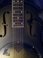 Pickup Mic For Guitar - National Resonator Dobro Parlor Acoustic