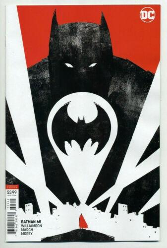 BATMAN #65 Jeffrey Alan Love VARIANT DC comics NM 2019