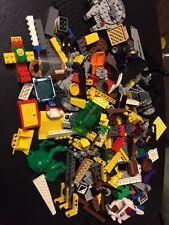 Lego Bulk Garage Sale Lot ~3 Lbs Technic Windows Small Plates Random Sets