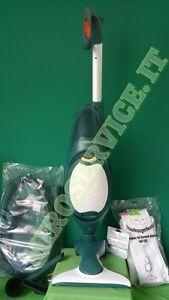 scopa-elettrica-VORWERK-FOLLETTO-aspirapolvere-VK-140-CON-HD-40-NUOVA