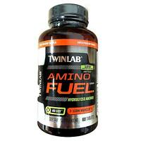 Twinlab Amino Fuel 1000 Mg 60 Tablets Hydolyzed Aminos