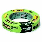 3M Masking Tape for Hard-to-stick Surfaces 1-inch by 60-yard