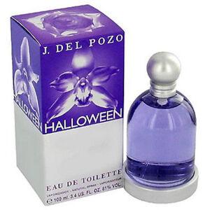Detalles de HALLOWEEN de JESUS DEL POZO Colonia Perfume EDT 100 mL Mujer Woman Femme