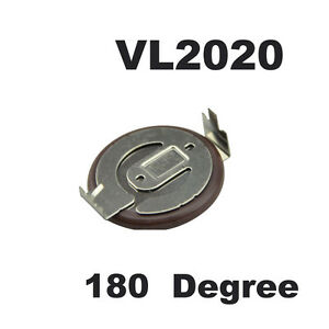 new genuine vl2020 battery for panasonic bmw e46 e60 e90. Black Bedroom Furniture Sets. Home Design Ideas