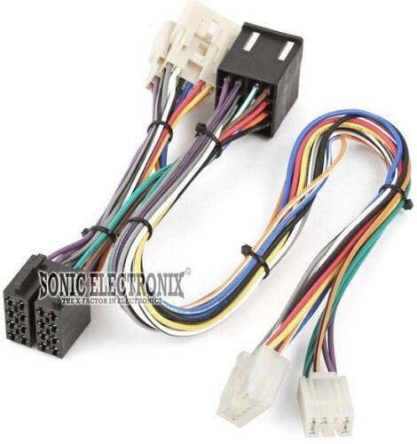AXXESS Bluetooth Integration Harness for 1987-Up Toyota//Geo//Lexus//Scion BT-1761