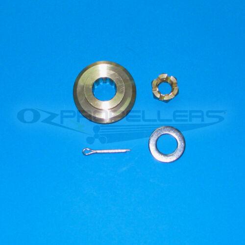 Tohatsu 25 30hp Prop Propeller Hardware KIT Spacer,Thrust Washer Nut,Split Pin