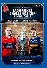 2015 Ladbrokes Challenge Cup Final Hull Kr V Leeds Rhinos (dvd) 21st Sept
