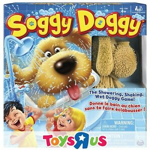 Soggy Doggy Family Board Game