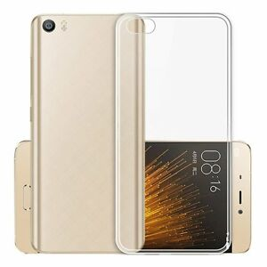 Clear-Ultra-Slim-Gel-Case-and-Glass-Screen-Protector-for-Xiaomi-Mi-5