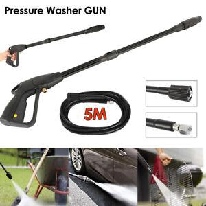 High-Pressure-Washer-Spray-Gun-5m-Washing-Hose-Kit-For-Car-Jet-Lance-Washing