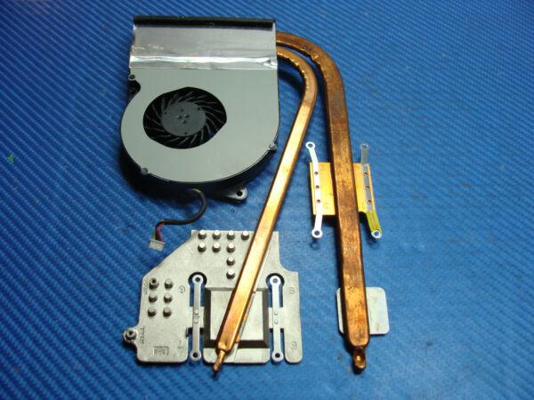 """Asus N53sm-rs72 15.6"""" Genuine Laptop Cooling Fan W/ Heatsink 13n0-jda0102 Er* Een Lang Historisch Aanzien Hebben"""