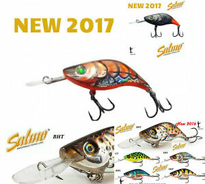 Salmo-SPARKY-SHAD-4cm-sinking-3-5-gr-NEW-Colours-2017-1st-class-Free-Post