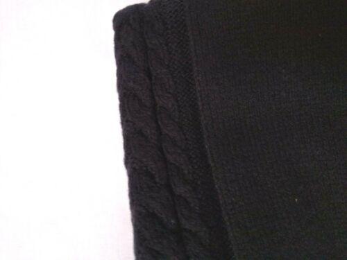 Juniors/' So Perfectly Soft Sweater Legging Pants Mid-Rise Drawstring Black XS
